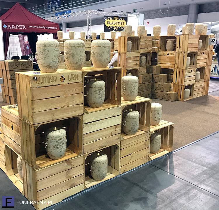 Urny biodegradowalne