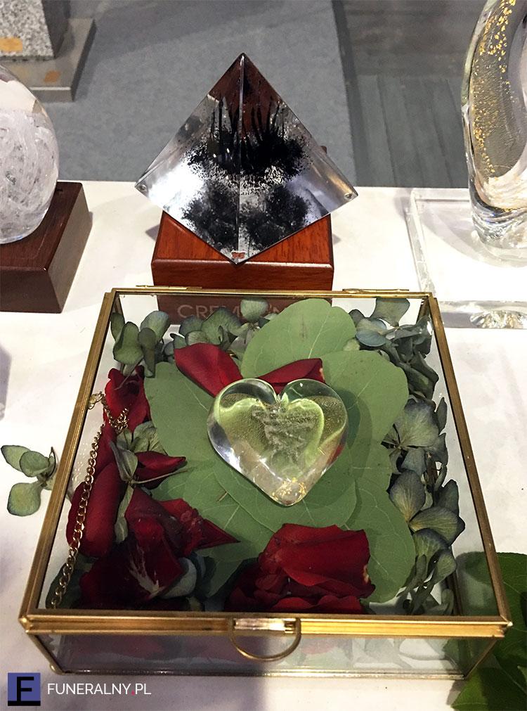 Kryształy pamiątkowe - targi memento