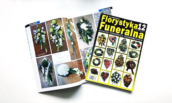 czasopisma oflorystyce pogrzebowej