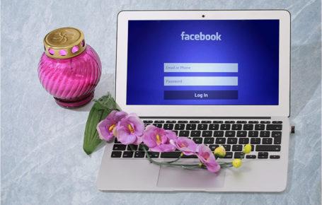 Jak usunąć konto osoby zmarłej z Facebooka