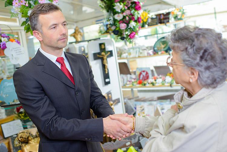 pozytywne opinie dlazakładu pogrzebowego